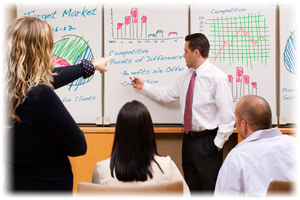 Houston Marketing Development - Strategic Marketing Plans