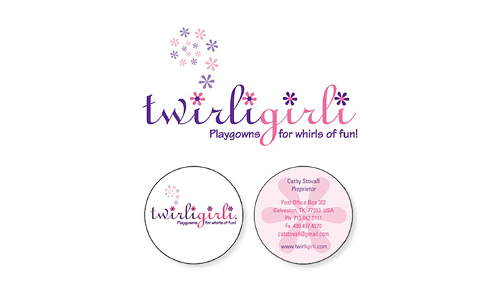Logo and graphic design:  Twirligirli