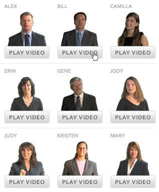 Website Video Spokesperson Checklist