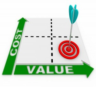 balance cost and value