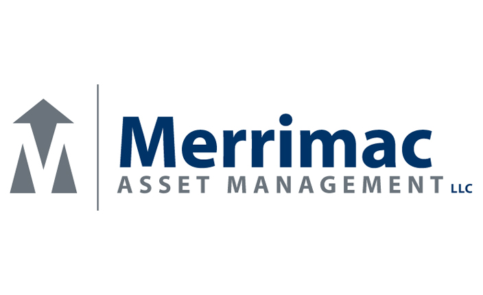 Branding logo and graphic design:  Merrimac Asset Management
