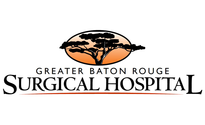Logo and graphic design:  Greater Baton Rouge Surgical Hospital