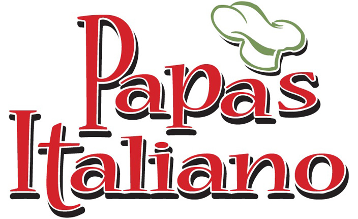 Logo design:  Papa's Italiano Restaurant